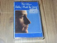 Phil Collins:  Hello, I must be Going   orig UK Cassette