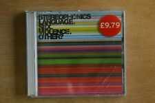 Stereophonics ‎– Language.Sex.Violence.Other?       (Box C794)