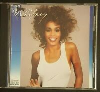 Whitney Houston Whitney CD 1987 Arista US