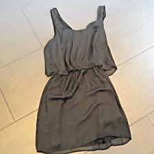 Mini Vestido Bershka Negro Tamaño EU L