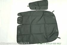 CJ750-Old styled 2 in 1 sidecar cover (oxford cloth, black)