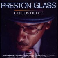PRESTON GLASS Colors Of Life NEW & SEALED MODERN SOUL R&B CD (EXPANSION) CLASSIC