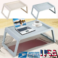 Laptop Table Tray Foldable Desk Tablet Desk Stand Bed Sofa Couch Breakfast Table