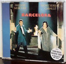 POLYDOR PROMO CD PZCD-221: FREDDIE MERCURY, MONTSERRAT CABALLE - SAMPLER 1992 UK