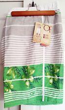 Floral OP Ocean Pacific E-Board Sunguard Shorts 2XL Big Men Tan green  white