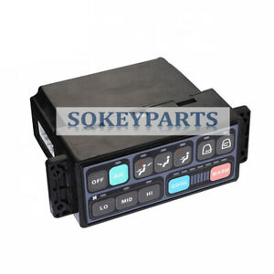 543-00049 Air Conditioner Controller For Daewoo Doosan Excavator DH150-7 DH220-5