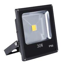 Foco Proyector LED 30W Exterior IP66 Iluminacion Focos Luz blanco Frio CW6000