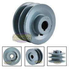 2 Groove Pulley In Industrial Pulleys & Sheaves for sale | eBay
