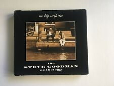 STEVE GOODMAN - Anthology: NO BIG SURPRISE - RARE OOP 1994