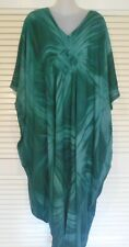 Long  Kaftan Dress Casual or dressy Grecian fall Boho Plus size 24-34 New Stock.
