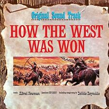 How The West Was Won - Alfred Newman (2016, CD NEU)