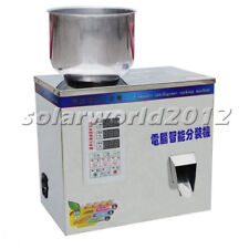 1-50g Automatic Scale Weighing & Filling Machine Poweder Particles Subpackage