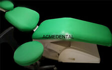 Dental Unit Cover Cloth Dentist Chair Protector Sleeves Washable GREEN Color