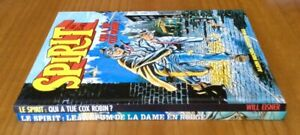"Lot 2 bd ""Le Spirit"" (Albin Michel)"