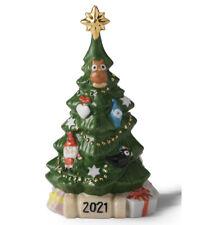 ROYAL COPENHAGEN CHRISTMAS TREE 2021