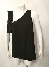 Helmut Lang Italy Rare Archival Vintage One Shoulder Arm Band Top Blouse S NWT