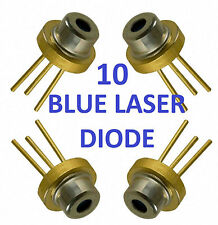 **SALE** 10x blue laser diode 10 pack 445nm 450nm 1w BLUE LED LASER DIODE