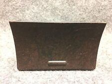 1992-1997 Subaru SVX Dashboard Dash Ashtray Dark Woodgrain Surface OEM 28898