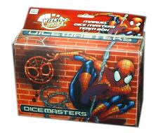 Wizkids Dice Masters Marvel Universe Spiderman Team Box, new and sealed