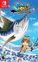 Fishing Star: World Tour - Nintendo Switch [Sports Aksys Games 180 Fish] NEW