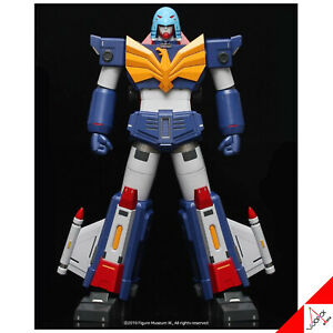 Hobby Plex NEW MACHINE WOOROEMAE 5 High Quality Big Size Korean Figure 40cm-Blue