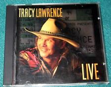 TRACY LAWRENCE, Live, CD