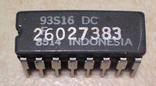 Fairchild 93S16DC 93S16 Binary Counter - NOS