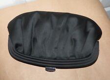 Ladies Black Satin COAST Clutch Bag