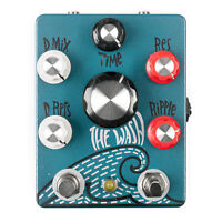 Hungry Robot Wash V2 Tap Tempo Delay Pedal