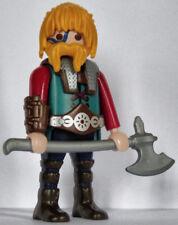 Playmobil romain - barbare - gaulois - celte - germain - guerrier #11B - custom