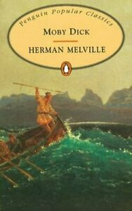 Moby Dick by Melville, Herman Book The Cheap Fast Free Post