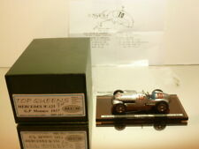 TOP QUEENS 427 MERCEDES BENZ W125 GP MONACO 1937 #10 - 1:43 - EXCELLENT IN BOX