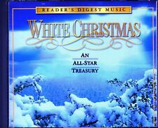 READER'S DIGEST MUSIC WHITE CHRISTMAS: AN ALL-STAR HOLIDAY TREASURY 4-CD BOX SET