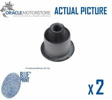 2 x NEW BLUE PRINT LOWER FRONT SUSPENSION ARM BUSH PAIR OE QUALITY ADT380157