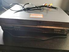Panasonic SuperDrive VHS & DVD Recorder DMR-E75V