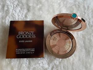 Estee Lauder Bronze Goddness Highlighting Powder 01 Heatwave 9g New Boxed