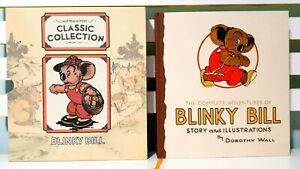 Australia Post Classic Collection: Blinky Bill #1286 / 5000 Limited Edition Book