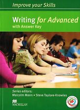 MACMILLAN Improve Your Skills WRITING FOR ADVANCED CAE with Answer Key +MPO @New