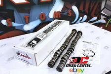 Drag Cartel DIC Drop In Camshafts (Cams) Honda K20 K20A K20A2 K20Z3 K24 K24A2