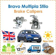 For Fiat Bravo MK2 + Multipla + Stilo Rear Right & Left Brake Caliper New
