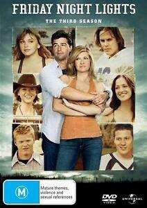 Friday Night Lights : The Third Season :  4 Disc : NEW DVD
