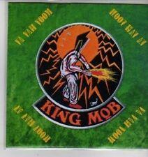 (CX91) King Mob, Va Vah Voom - 2011 DJ CD