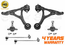 FOR VOLVO XC90 MEYLE FRONT LOWER WISHBONE ARMS + BALL JOINTS + STABILISER LINKS