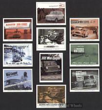 Mini Cooper Austin 850 S Morris Mk 1 2 3 Print Cards