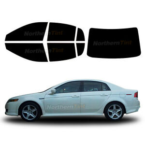 Precut All Window Film for Acura TL 04-08 any Tint Shade