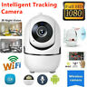 Wireless WiFi 1080P Camera Indoor Home Security Night Vision Pet Baby Monitor