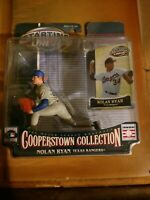 2001 NOLAN RYAN Texas Rangers figure  SLU Starting LineUp Cooperstown Collection