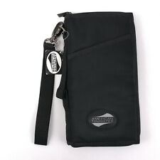 "American Tourister travel wallet black NWT 10x5"" bbx6"