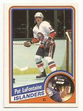 PAT LAFONTAINE 1984-85 O-pee-Chee Rookie *See Scans for Condition* New York BV15