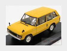 Land Rover Range Rover 3.5 Rhd 1970 Yellow Whitebox 1:43 WB248 Model